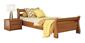 Ліжко Діана 80х190 Бук Щит 105 (Естелла-ТМ), фото 2