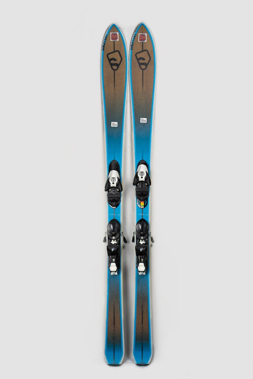 Гірські лижі Salomon BBR Grey 169 Б/У