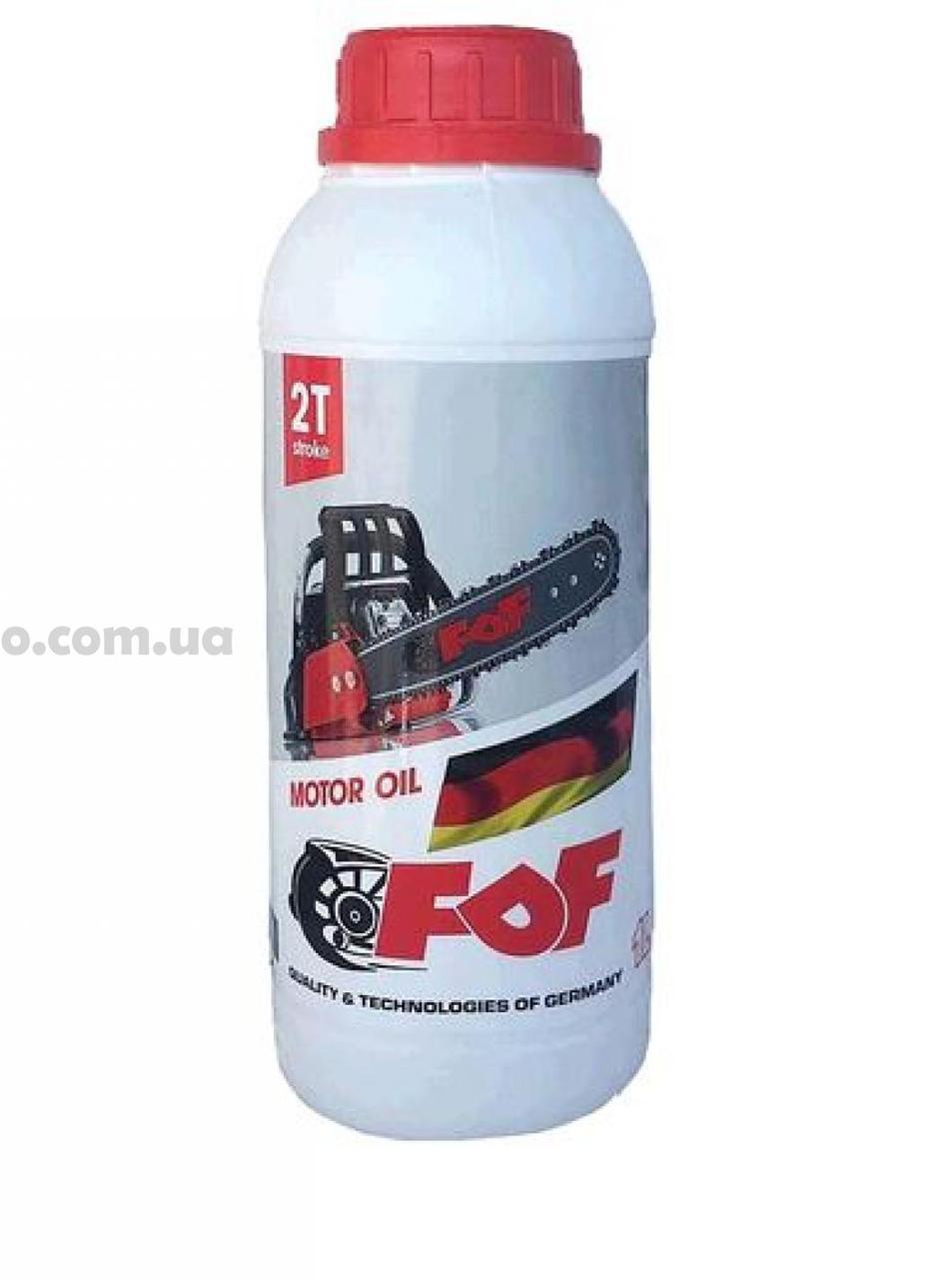 Масло 2T, 1л (минеральное) FDF (Германия)