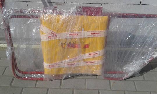Защитный кожух брезент на роторную косилку, фото 2