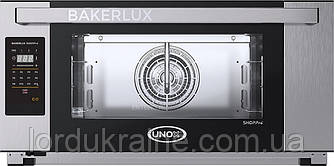 Печь конвекционная UNOX XEFT-03EU-EGDN