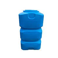 Бак, бочка 500 литров емкость пищевая вертикальная BK