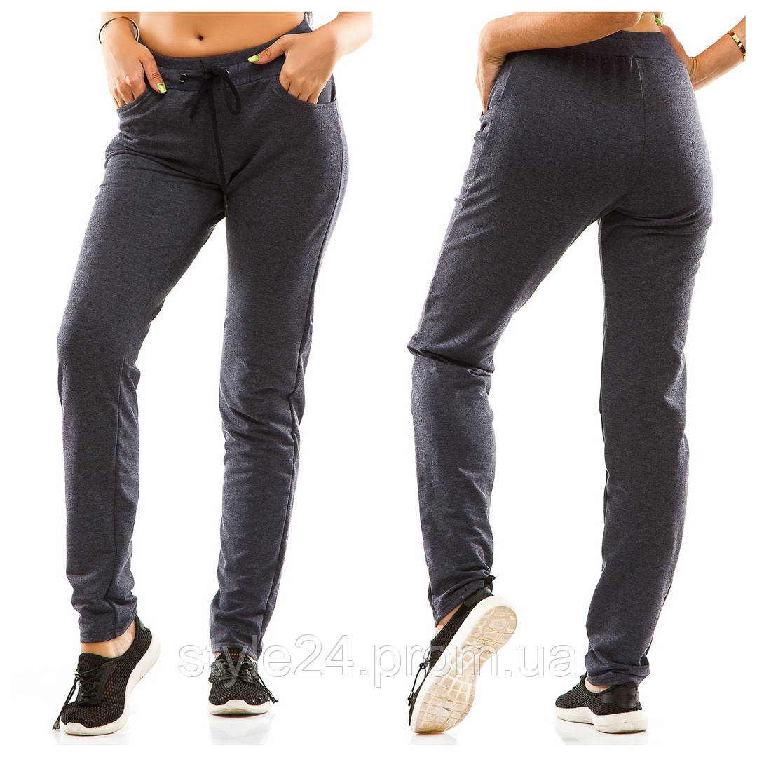Жіночі батальні спортивні штани, 5 кольорів. Р-ри 50 -56