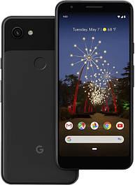 Google Pixel 3A Чехлы и Стекло (Гугл Пиксель 3A)