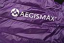 Пуховый спальный мешок AEGISMAX NANO +10°С +5°С. Размер M. Пуховий спальний мішок кокон nano., фото 8