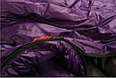 Пуховый спальный мешок AEGISMAX NANO +10°С +5°С. Размер M. Пуховий спальний мішок кокон nano., фото 10