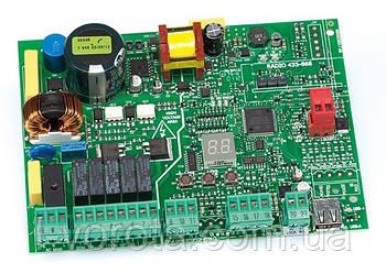 FAAC E 145S плата управления для автоматики распашных ворот