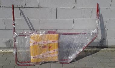 Захист брезент на польську роторну косарку