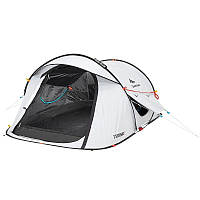 Палатка 2 SECONDS EASY 2 FRESH&BLACK QUECHUA, двухместная, фото 1