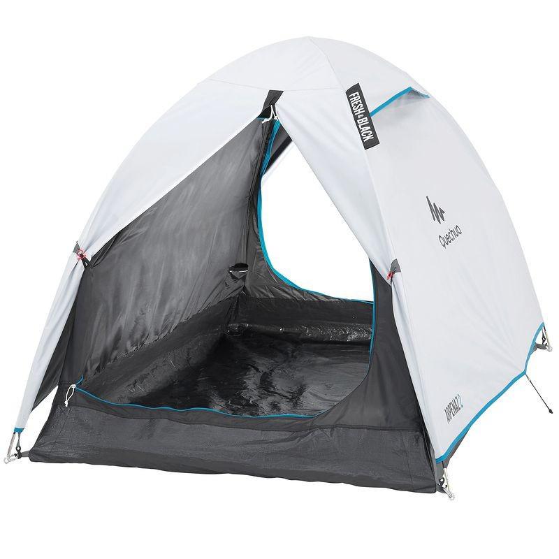 Палатка ARPENAZ 2 FRESH&BLACK. Двухместная