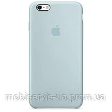 Original Silicon Case iPhone 6 Plus light green