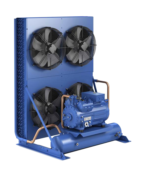Холодильный агрегат ECU-HGX565-KFL32-R25