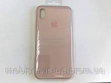 Original Silicon Case iPhone XS MaX nude
