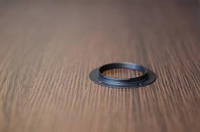 Переходное кольцо, адаптер М42 - Nikon (метал.)