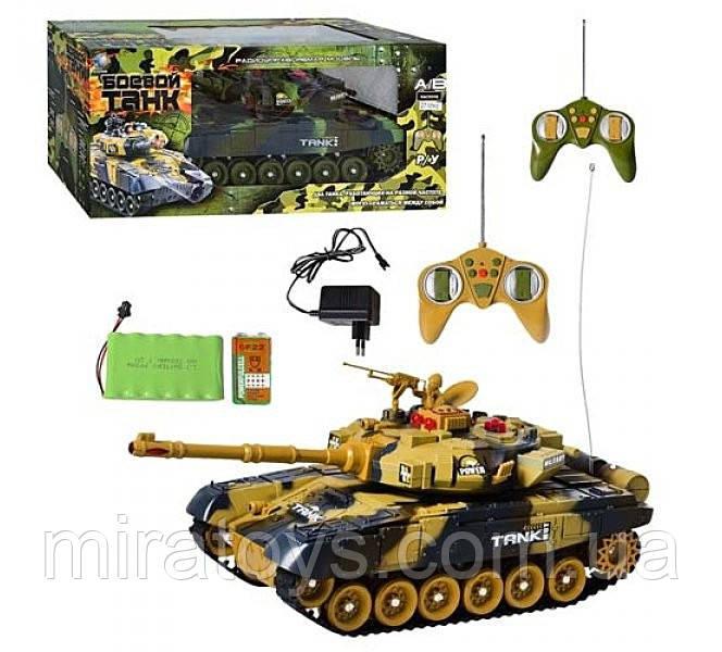 ✅Великий бойовий танк на радіокеруванні 9995. Два кольори