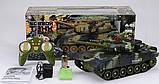 ✅Великий бойовий танк на радіокеруванні 9995. Два кольори, фото 2