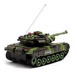 ✅Великий бойовий танк на радіокеруванні 9995. Два кольори, фото 4