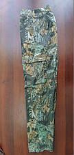 """Камуфляжный костюм """"Лесная чаща""""с капюшоном, охота рыбалка, фото 3"""