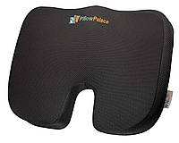 Ортопедическая подушка для сидения Pillow Palace из пены с памятью (70-90 кг)