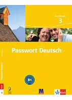 Passwort Deutsch 3 Kursbuch mit Audio CD Підручник