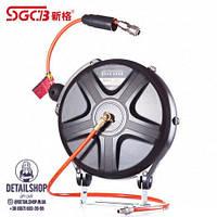 SGCB Air hose reel Шланг повітряний на котушці 8.0*12.0 мм*10м