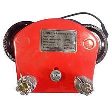 Тельфер электрический 500/1000кг передвижной с кареткой BOXER ВХ-564 3000W, фото 3