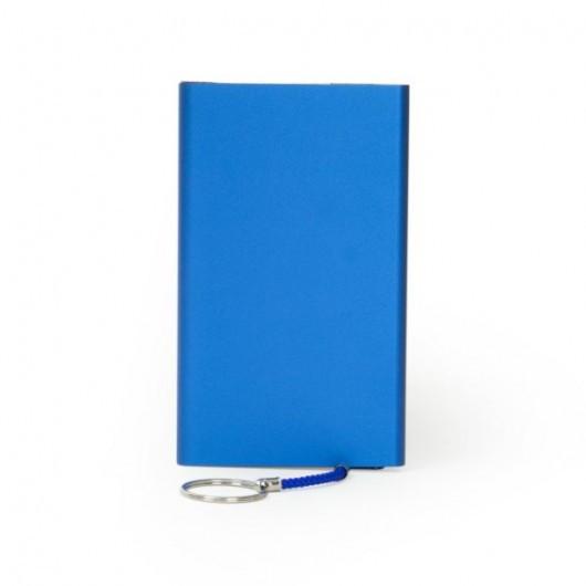 Зарядное устройство повер банк POWER BANK SIRIUS на 4000 mAh 4000, Синий