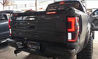 Диодные фонари Led тюнинг оптика Ford Ranger T6 T7 тонированные