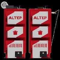 Котлы на твердом топливе длительного горения ALTEP Classic  (10 - 30 кВт)
