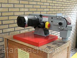 Ленточная шлифовальная машина по металлу Holzmann MSM 100L 220В