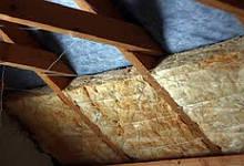 Утеплення даху, мансарди, перекриття мінватою