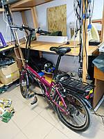 ВідремонтувалиелектровелосипедKanuni Neos.