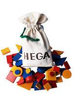 Гра HEGA Блоки Дьєнеша з посібником