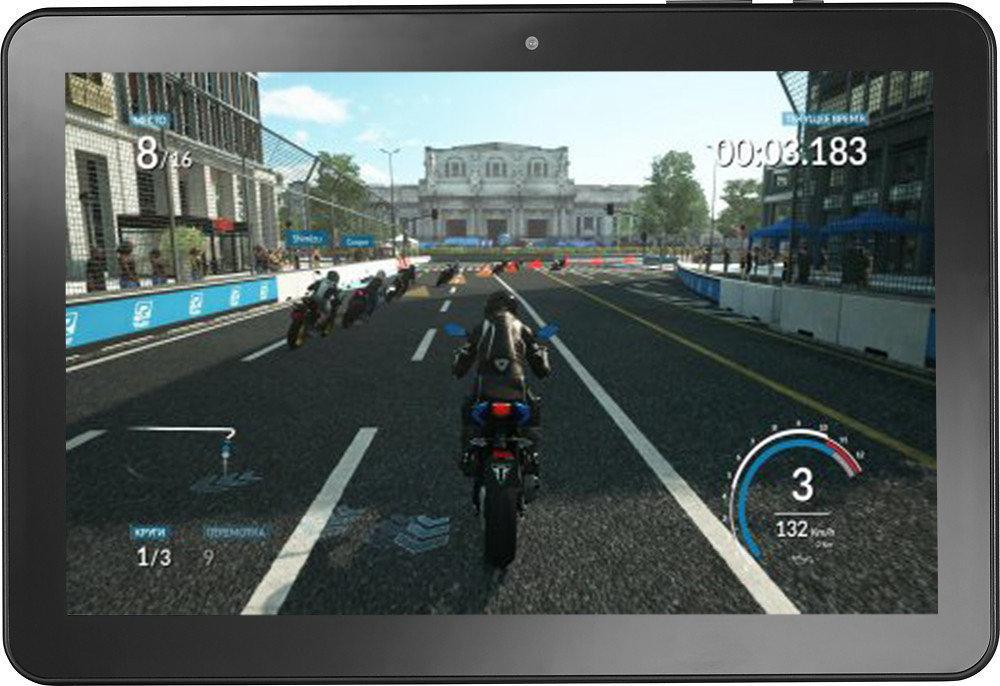 Новый GPS навигатор 10 HD на Android 6, Wi FI, Intel, 32 Gb, 10.1'' + ВИДЕОРЕГИСТРАТОР