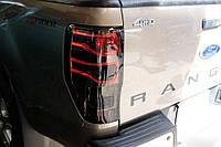 Диодные фонари Led тюнинг оптика Ford Ranger T6 T7