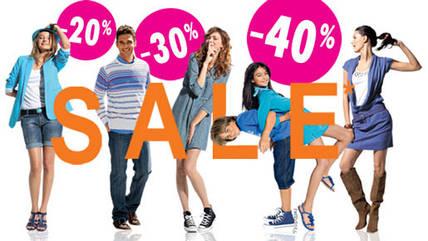 Распродажа коллекции обуви Весна-лето 2015