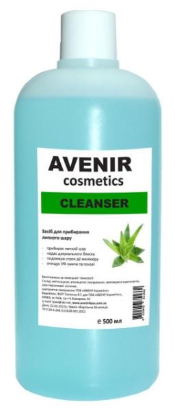 Avenir Cleanser жидкость для удаления липкого слоя 500 мл