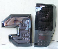 Диодные фонари Led тюнинг оптика Ford Ranger T6 T7 стиль Raptor