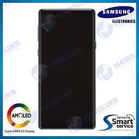 Дисплей на Samsung N960 Galaxy Note 9 Голубой(Blue),GH97-22269B, Super AMOLED!