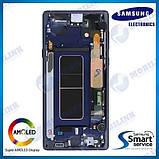 Дисплей на Samsung N960 Galaxy Note 9 Голубой(Blue),GH97-22269B, Super AMOLED!, фото 2