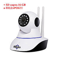 IP wifi камера 1080p Full HD Hiseeu FH1A