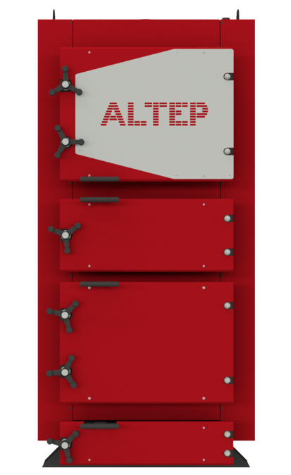 Котел твердотопливный Альтеп DUO UNI PLUS 50 кВт