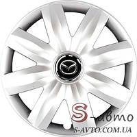"Колпаки декоративные ""SKS"" Mazda 221 R14 (кт.) - Колпаки на колеса 14"" Мазда"