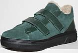 Ботинки женские зимние замшевые от производителя модель РИ21-2, фото 2