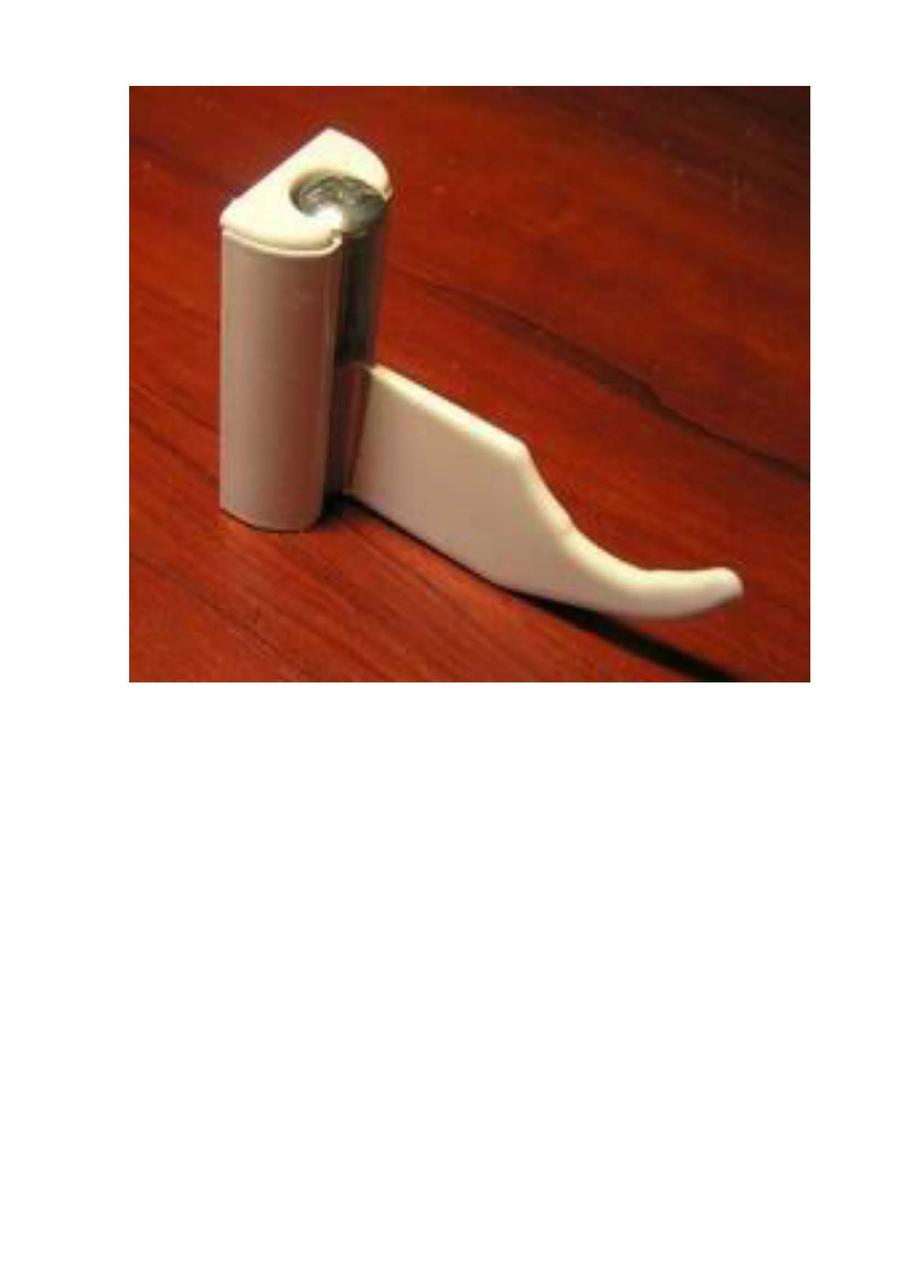 Кронштейн для алюминиевого  радиатора