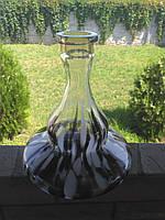 Колба для кальяна Yahya Bubble Black, фото 1