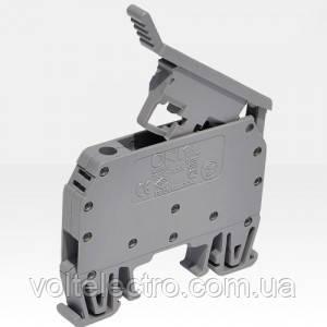 Клемма для предохранителя, 6 мм2, 6,3А