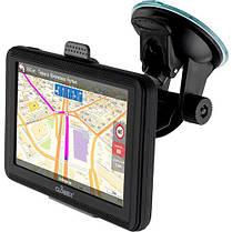 GPS навигатор Globex GE520 IGO для грузовиков Black (glo_10520), фото 2