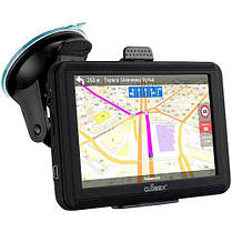 GPS навигатор Globex GE520 IGO для грузовиков Black (glo_10520), фото 3