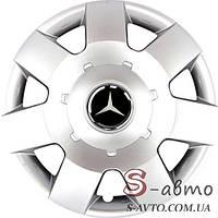 "Колпаки декоративные ""SKS"" Mercedes 219 R14 (кт.) - Колпаки на колеса 14"" Мерседес"